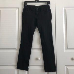 Ann Taylor Modern Petite Black Pants
